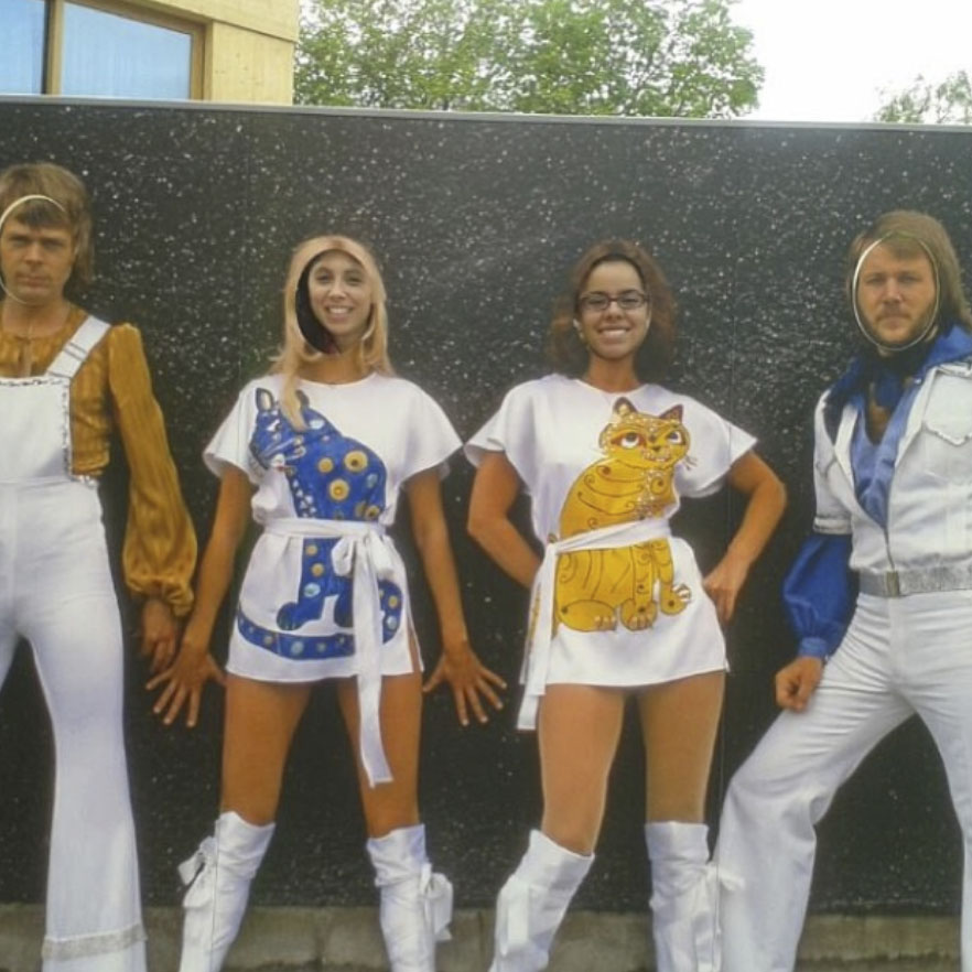 ABBA Museum - Stockholm, Sweden
