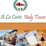 ITALY SERIES: A La Carte Italy tours: redefining luxury travel