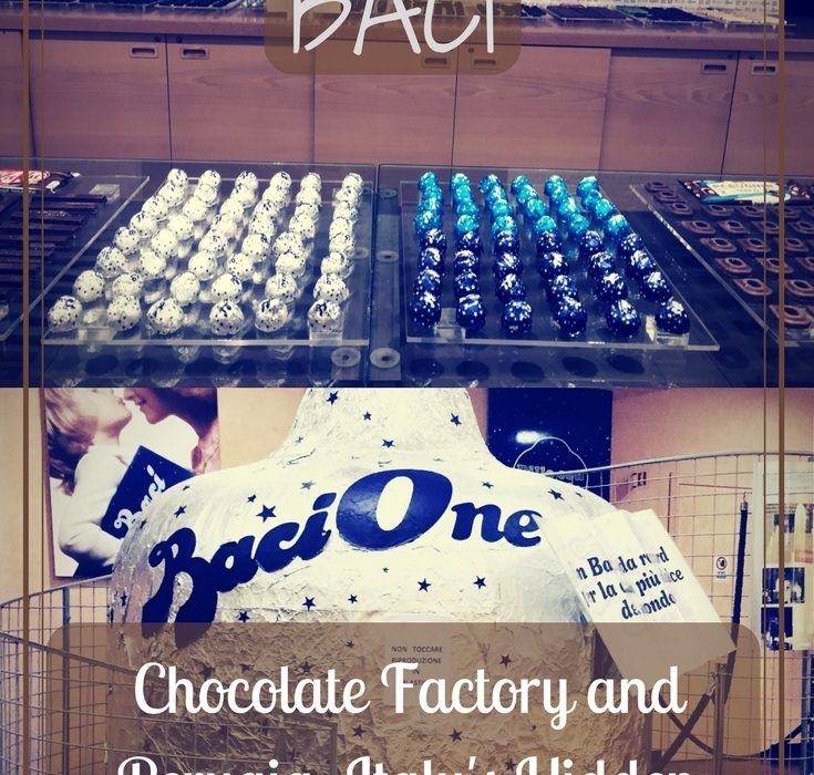Baci Chocolate Factory and Perugia: Italy's Hidden Secrets