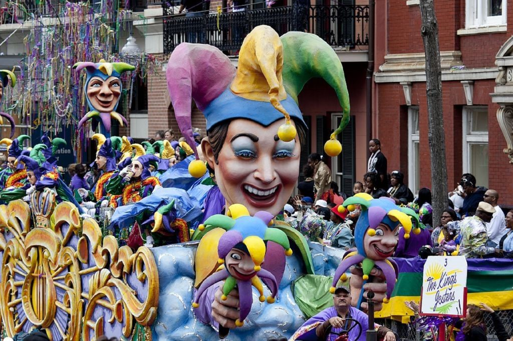 New Orleans, Louisiana - Mardi Gras - Traveleira.com