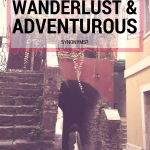 "Are ""wanderlust"" and ""adventurous"" synonyms?"