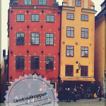 Chokladkoppen: The place on Stockholm's postcards + Giveaway