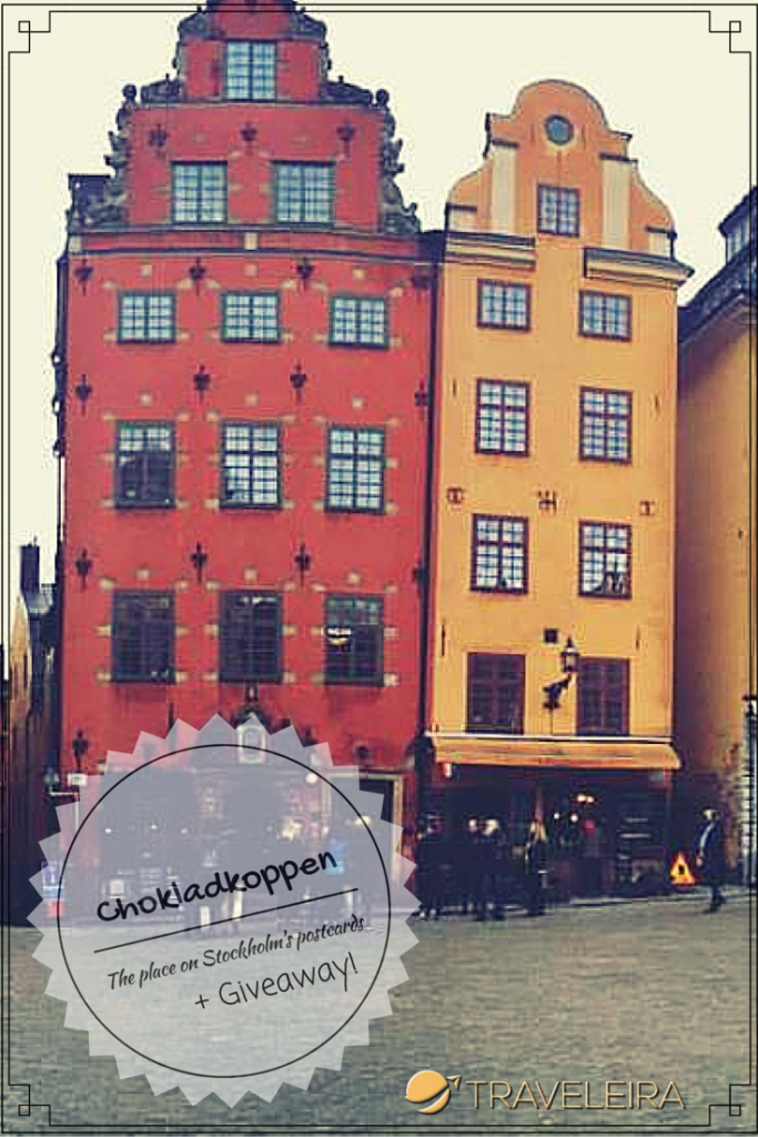 You might have seen before those two buildings on Stockholm's postcards. Ever wonder what you can find there?