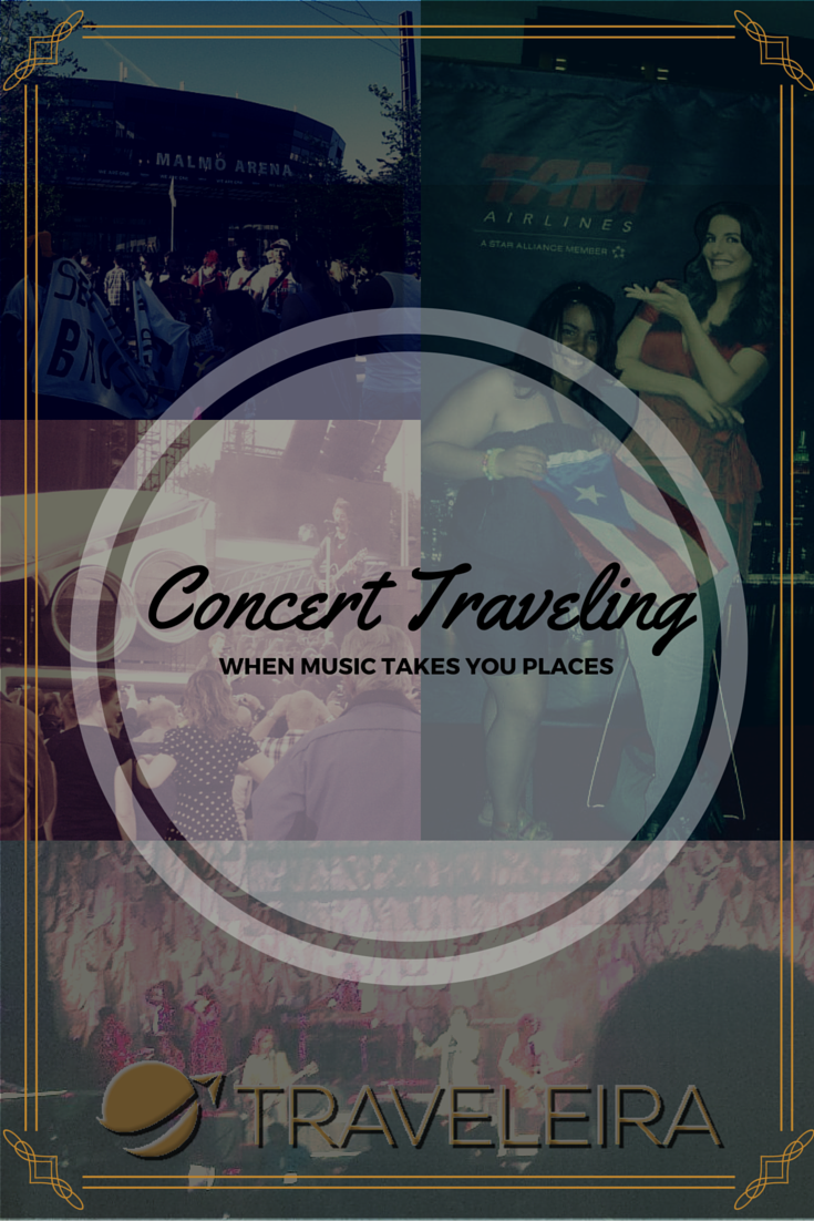 Concert Traveling: When Music Takes You Places