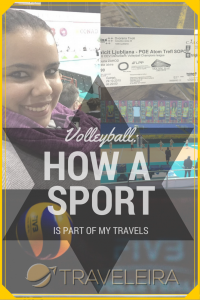 Many of us have a reason for traveling or someting that kinda motivates us and take us further. In my case, there has been a sport that has done it.