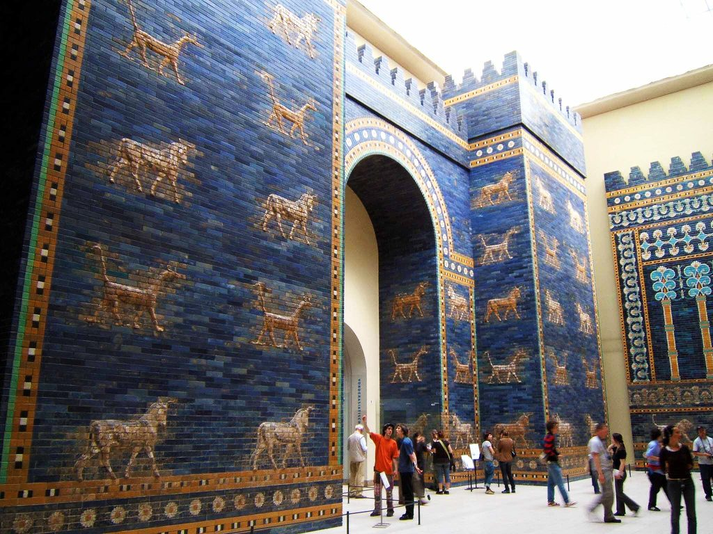The Pergamon Museum - Berlin, Germany