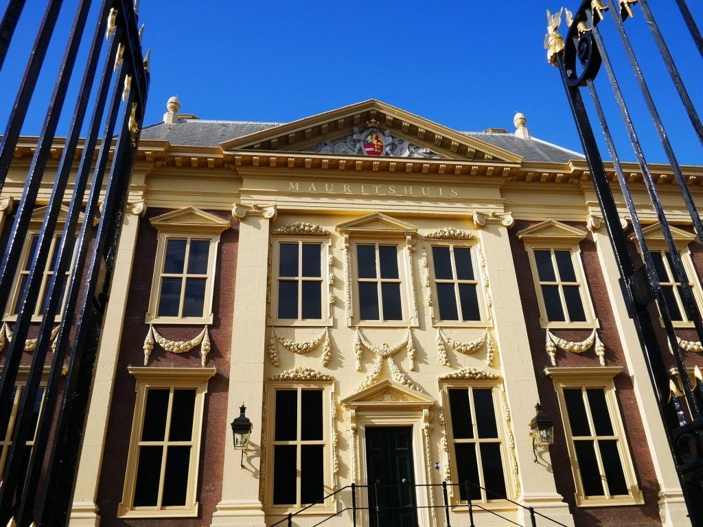 Mauritshuis - The Hague, Netherlands
