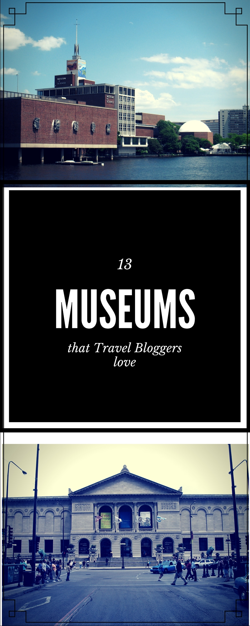 13 Museums that Travel Bloggers Love