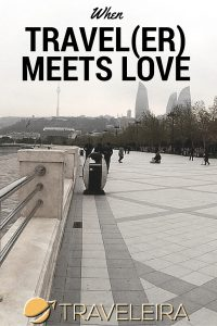 A small chronicle about how travel and love combines in my life.