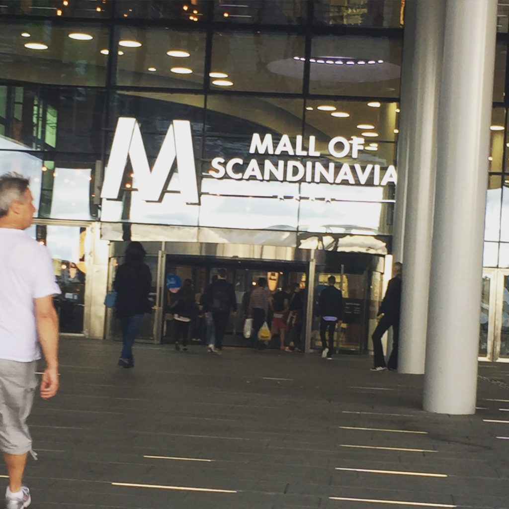 Mall of Scandinavia - Stockholm - Traveleira.com