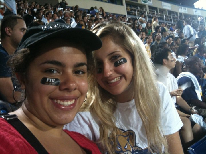 FIU Football Game - Traveleira.com