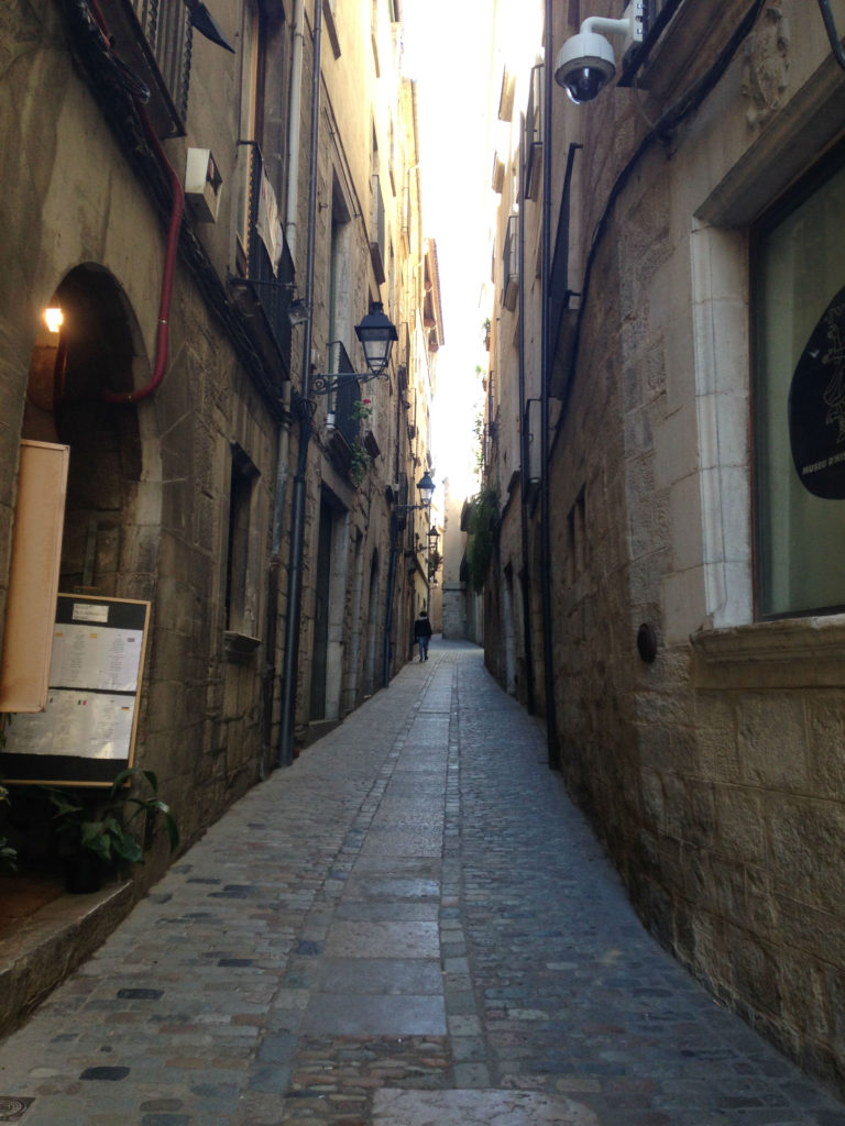 Call Jueu / Jewish Quarter - Girona, Spain - Traveleira.com