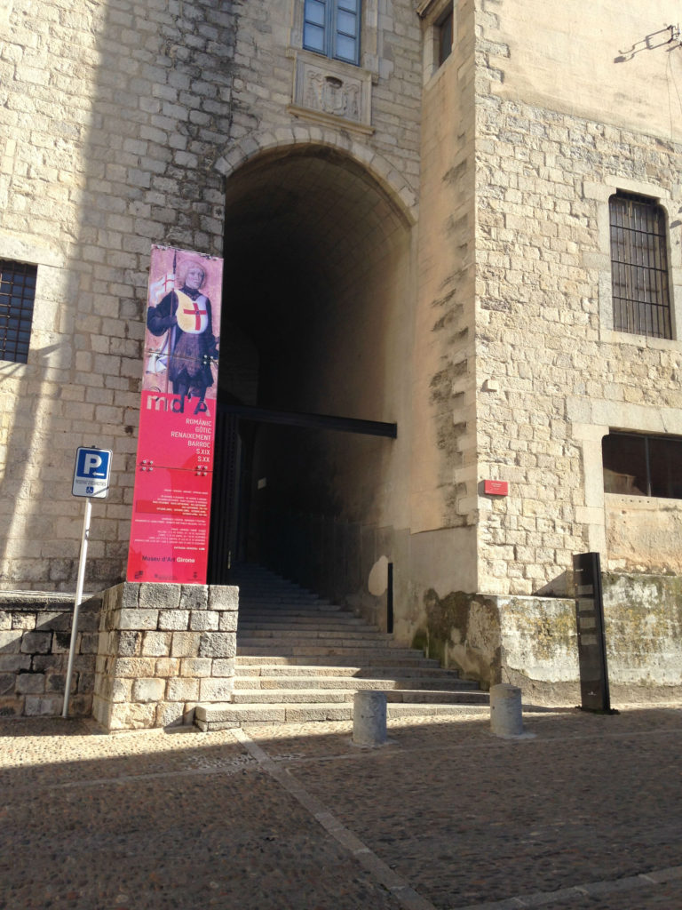 Art Museum - Girona, Spain - Traveleira.com