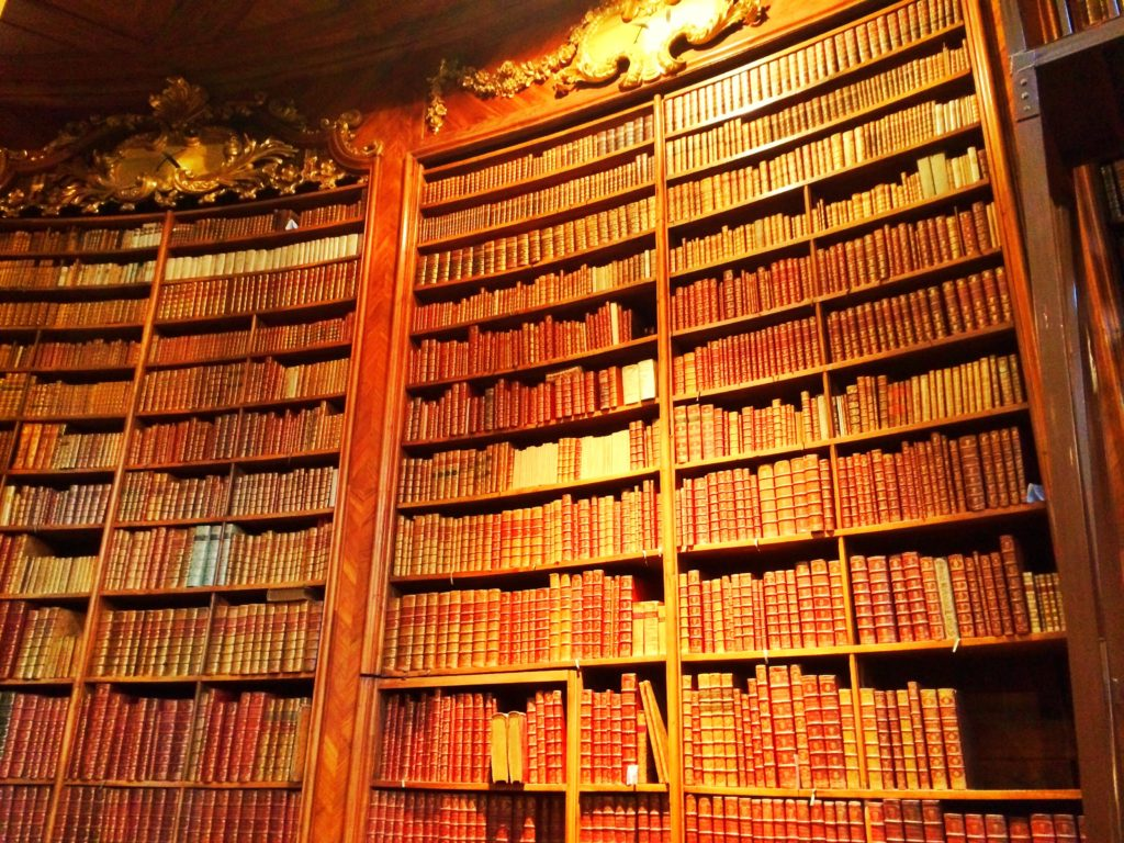 Austrian National Library Vienna, Austria - Traveleira.com + Wandereroftheworld.co.uk/