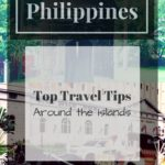 The GlobeTrotter Guru Amy Trumpeter gave us her best tips to enjoy the Philippines.