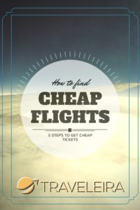 These five steps will help you do a successful cheap flight search