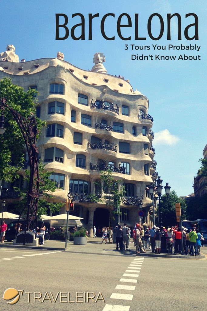 Looking for tour alternatives in Barcelona? These are my recommended tours around the city.