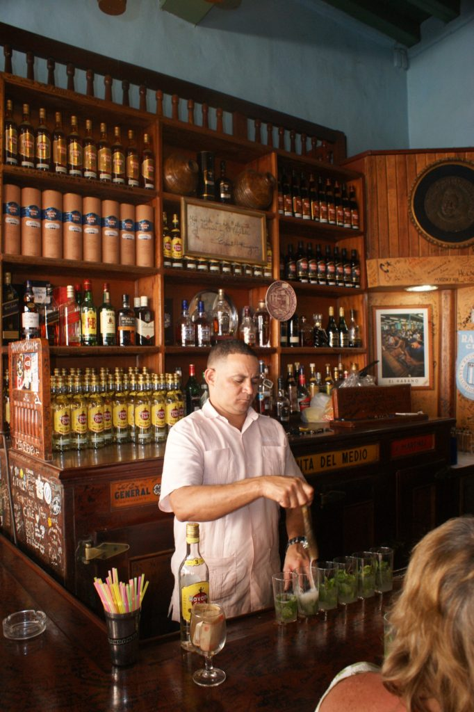 La Bodeguita del Medio - Traveleira.com + World Wide Wendy