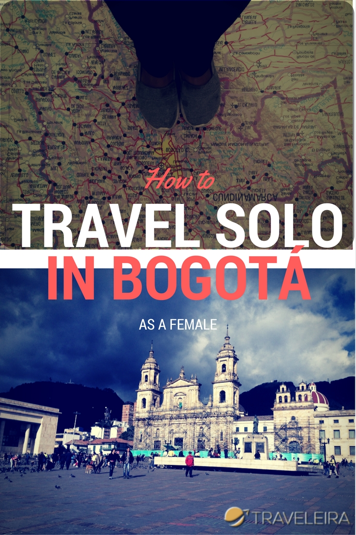 These are my tips to make the most out of your trip to Bogotá, Colombia as a female solo traveler
