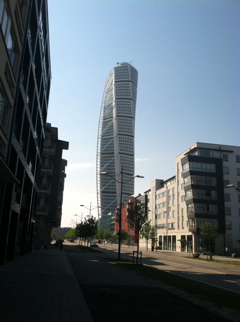 Turning Torso - Malmo, Sweden - Traveleira.com