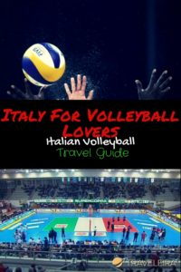 Besides Football, Italy is also famous for the level of its Volleyball. Their teams are famous all over the world. I created this guide including a map with the best places to see Volleyball all around Italy.